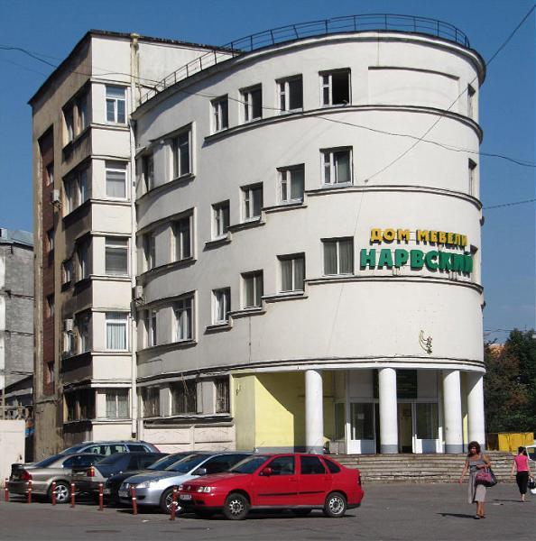 СПбГТУРП корпус «В» - Санкт-Петербург