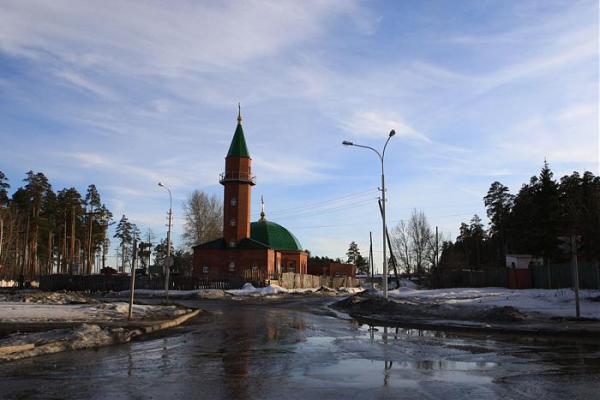 Мечеть «Иршад» - Асбест