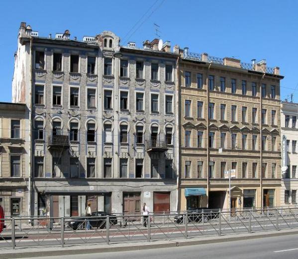 Доходный дом Е П Озеровой Гостиница quotСити Отель