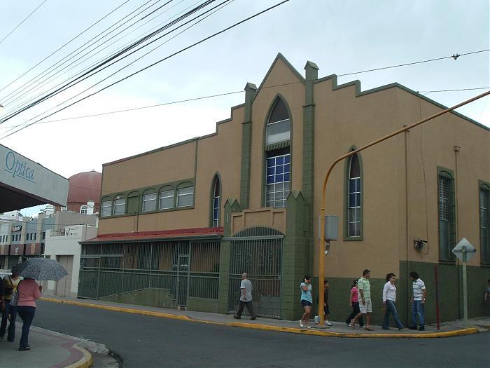 Resultado de imagen de Primera Iglesia Bautista de san jose,