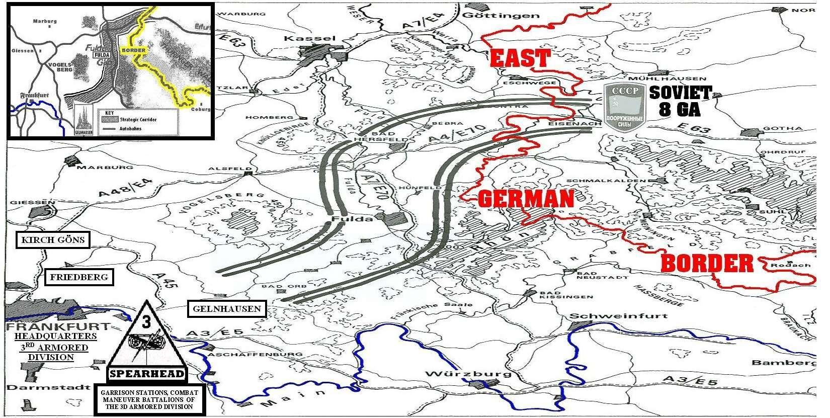Fulda Gap English