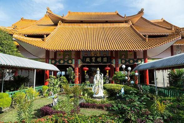 Image result for Puh Toh Tze Temple kk
