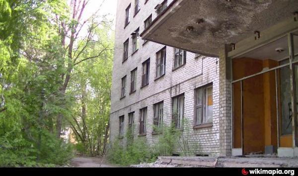 Заброшенный онкологический центр - Самара