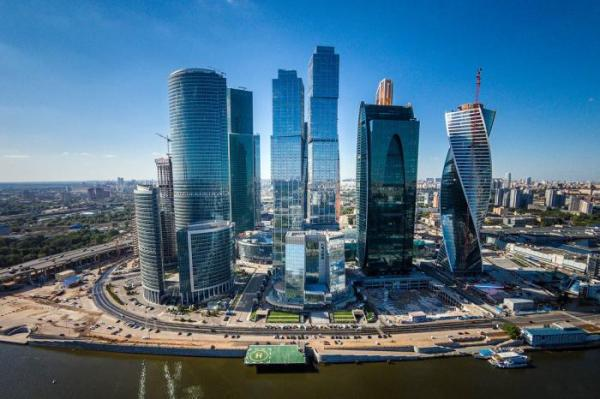Moscow International Business Center - Moscow