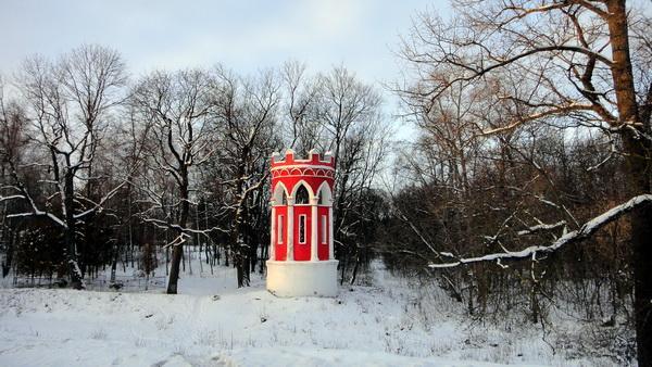 Башня Шамиля Lgov