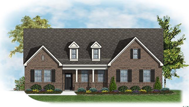 Property for sale at 3017 Adams Mill Dr, Chelsea,  Alabama 35043