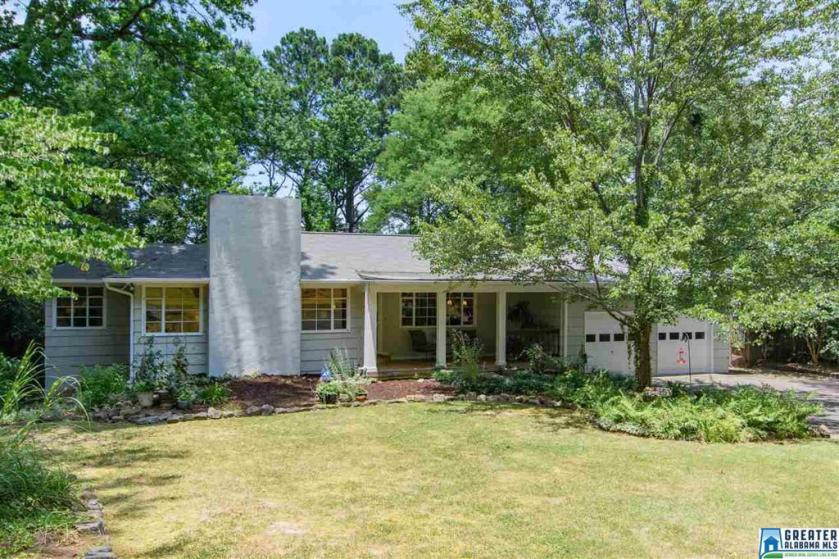 Property for sale at 1524 Berry Rd, Homewood,  Alabama 35226