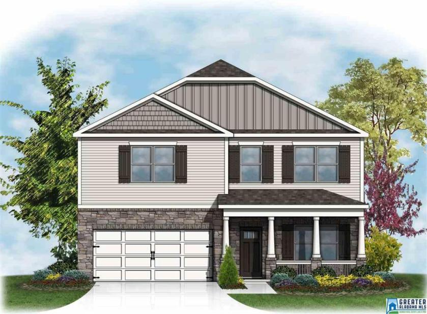 Property for sale at 1060 Park View Dr, Chelsea,  Alabama 35043