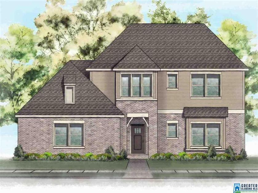 Property for sale at 3036 Camellia Ridge Ct, Pelham,  Alabama 35124