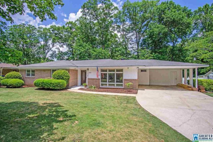Property for sale at 255 Crestview Cir, Montevallo,  Alabama 35115