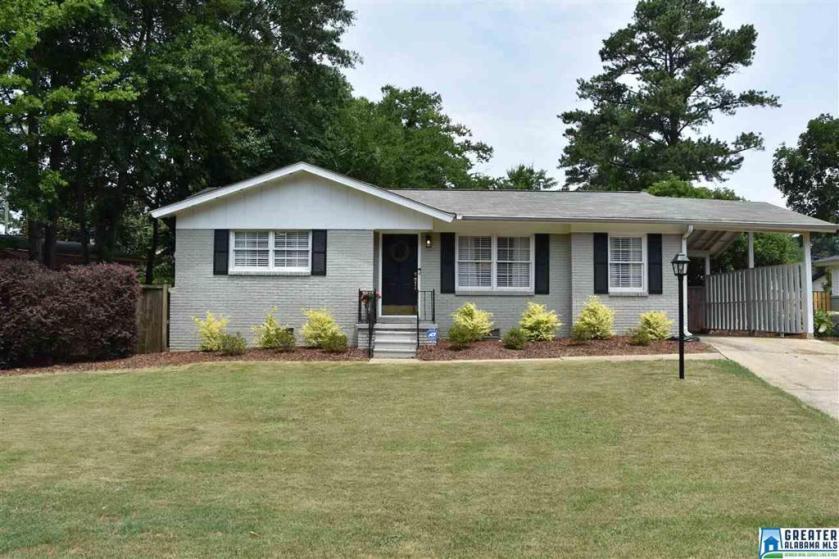 Property for sale at 328 Hillmoor Ln, Homewood,  Alabama 35209