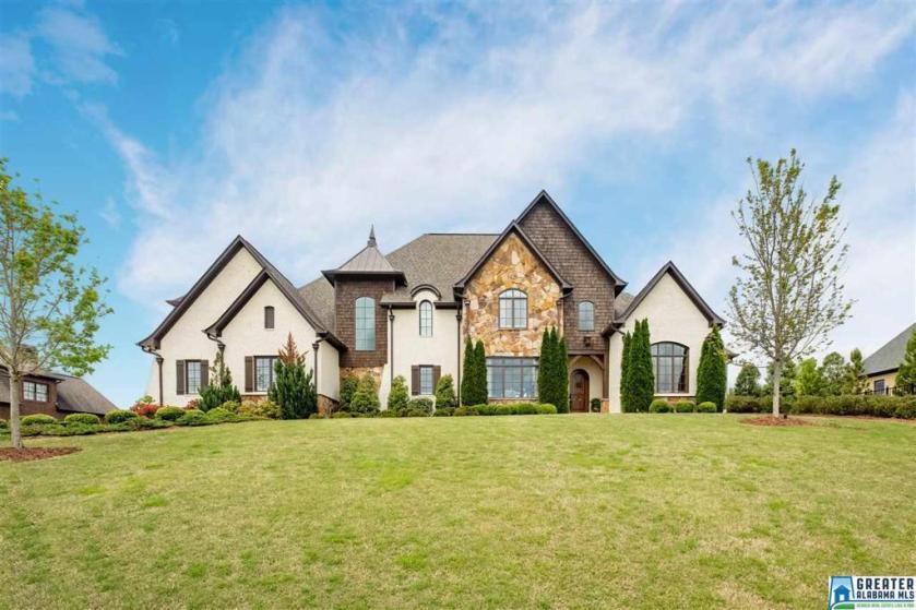 Property for sale at 4318 Kings Mountain Ridge, Vestavia Hills,  Alabama 35242