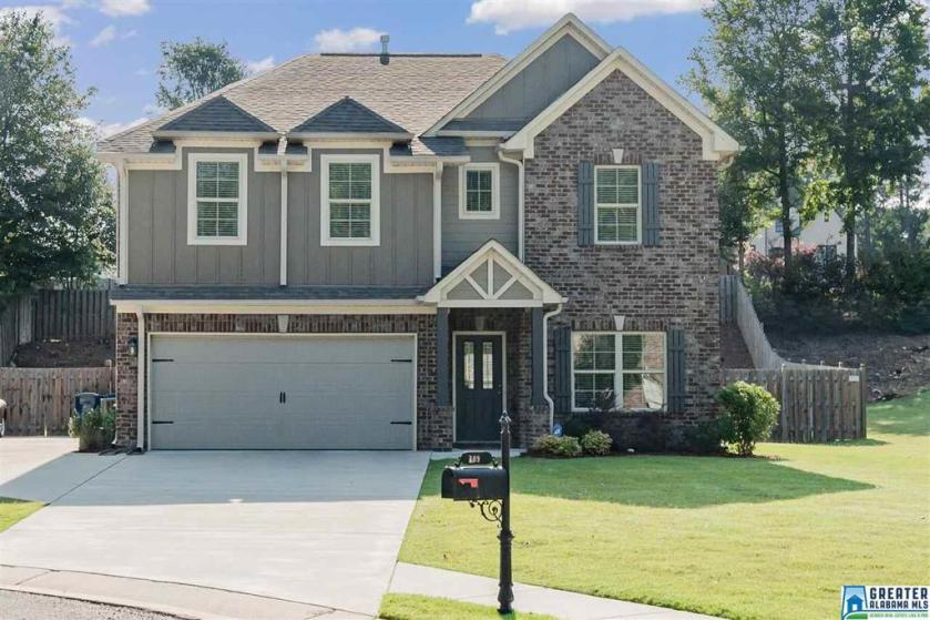 Property for sale at 409 Red Bay Cove, Maylene,  Alabama 35114