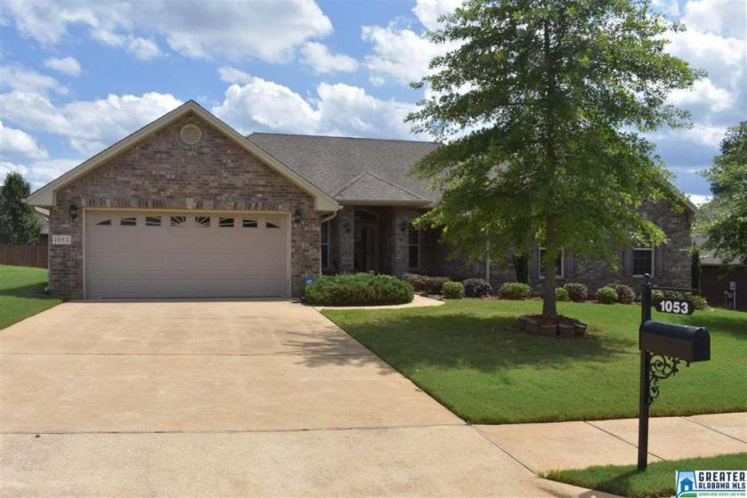 Property for sale at 1053 Hidden Forest Dr, Montevallo,  Alabama 35115