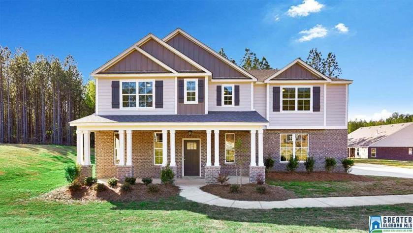 Property for sale at 217 Rock Terrace Cir, Helena,  Alabama 35022