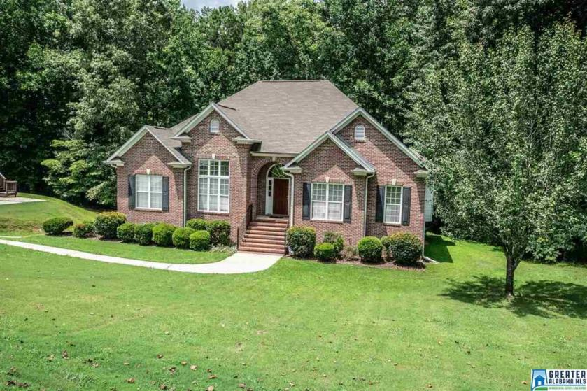 Property for sale at 1412 Acorn Way, Mount Olive,  Alabama 35117
