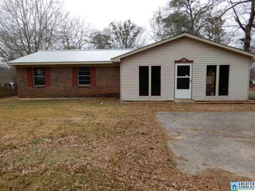 Property for sale at 5193 Truman Aldrich Pkwy, West Blocton,  Alabama 35184
