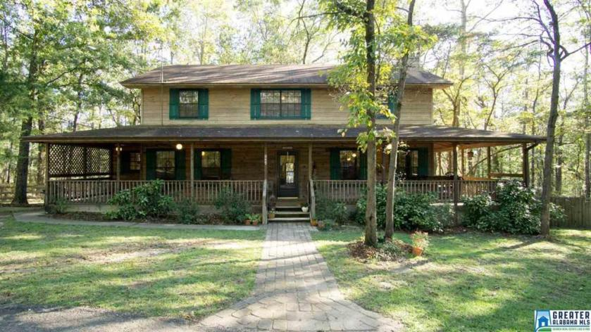Property for sale at 2944 Mountain Top Dr, West Blocton,  Alabama 35184