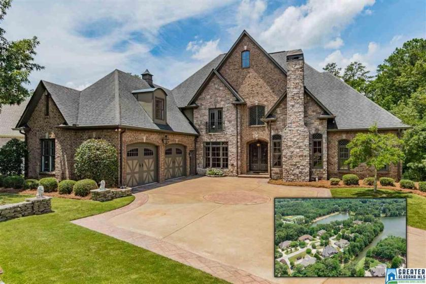 Property for sale at 1309 Cove Lake Cir, Hoover,  Alabama 35242
