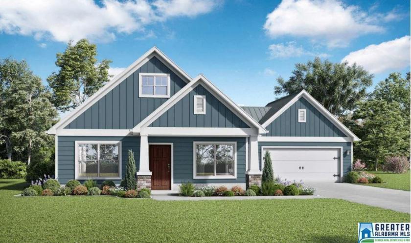 Property for sale at 2080 Adams Ridge Dr, Chelsea,  Alabama 35043