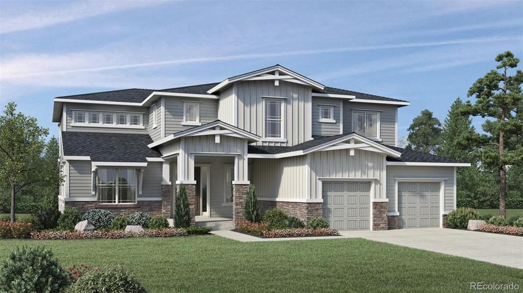 Property for sale at 11566 Tyrolite Trail, Parker,  Colorado 80138