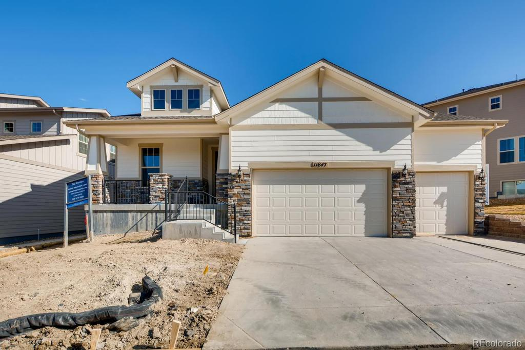 Property for sale at 11847 Discovery Circle, Parker,  Colorado 80138