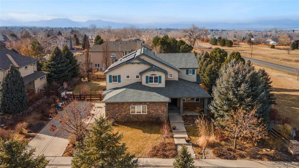Property for sale at 1295 Hawk Ridge Road, Lafayette,  Colorado 80026