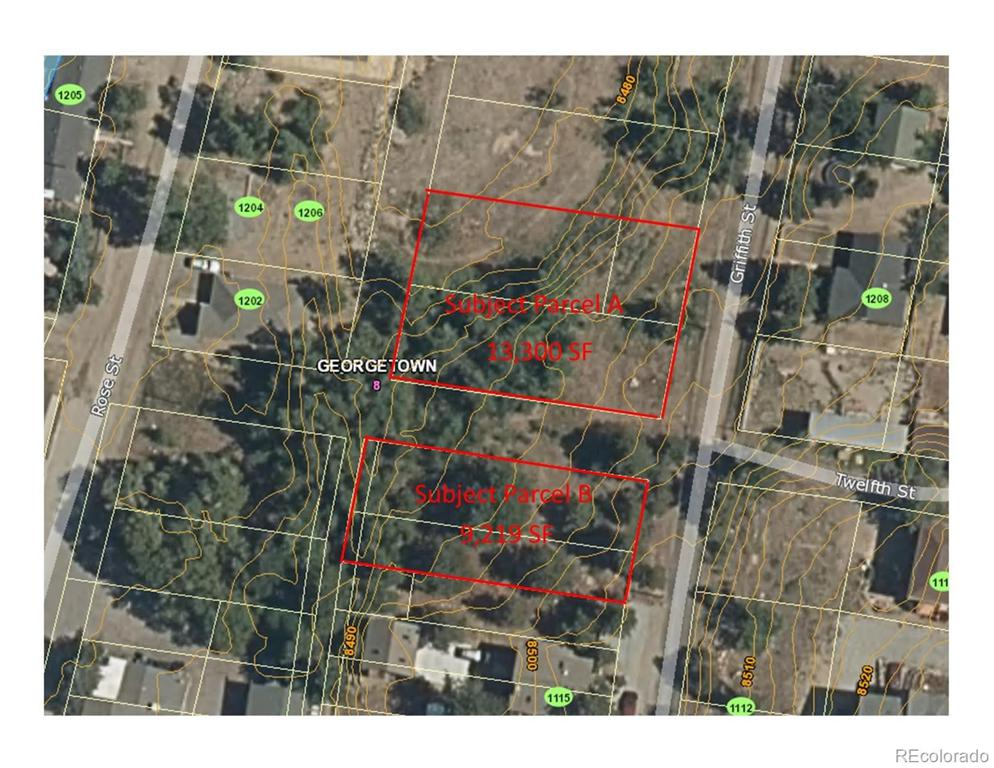 Property for sale at Griffith, Georgetown,  Colorado 80444