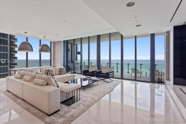 Property for sale at 17141 Collins Avenue Unit: 2801, Sunny Isles Beach,  Florida 33160