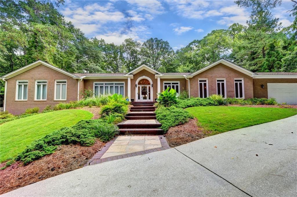 Property for sale at 1609 Musket Ridge, Atlanta,  Georgia 30327