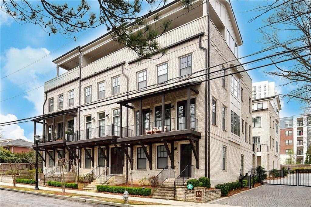 Property for sale at 18 Peachtree Avenue Unit: 2, Atlanta,  Georgia 30305