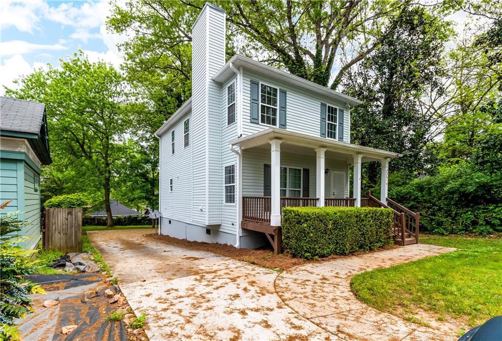 Property for sale at 2274 Memorial Drive, Atlanta,  Georgia 30317