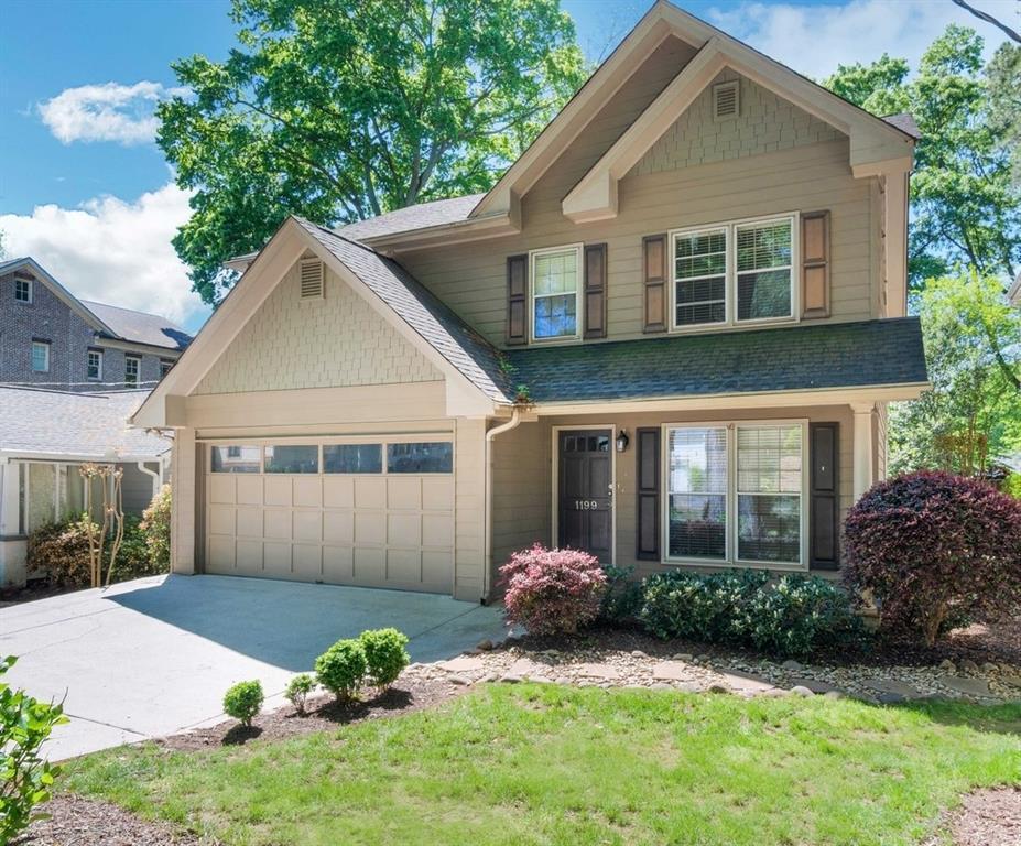 Property for sale at 1199 Thornwell Drive Unit: -, Atlanta,  Georgia 30319
