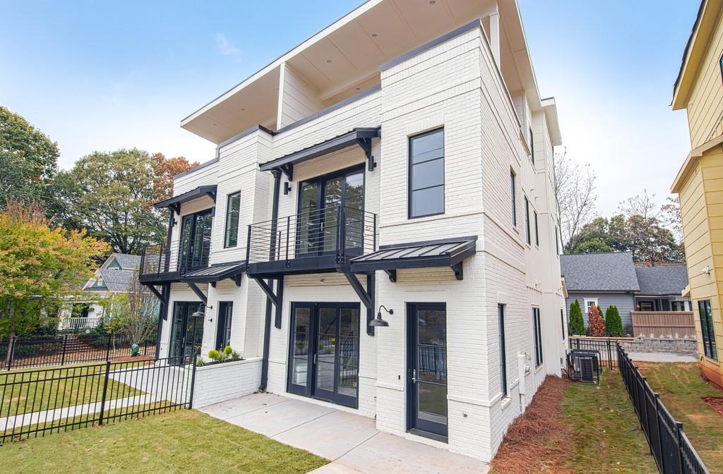 Property for sale at 1112 Arkwright Place Unit: B, Atlanta,  Georgia 30316