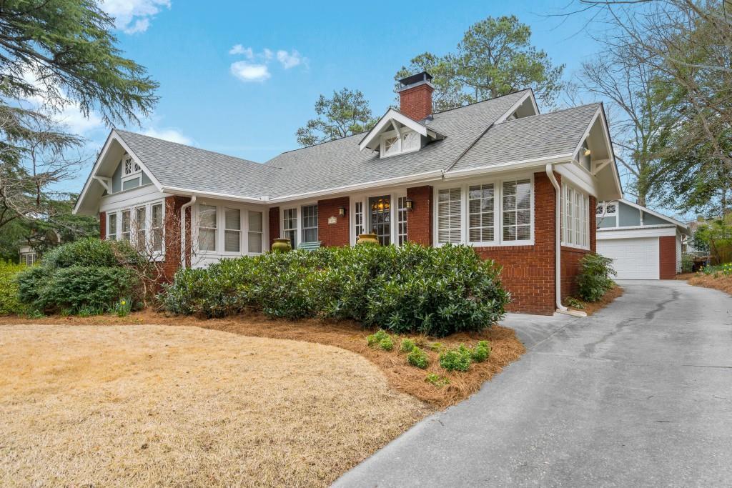 Property for sale at 1289 Oxford Road, Atlanta,  Georgia 30306