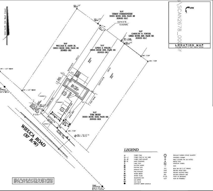 Property for sale at 4597 Wieuca Road, Atlanta,  Georgia 30342