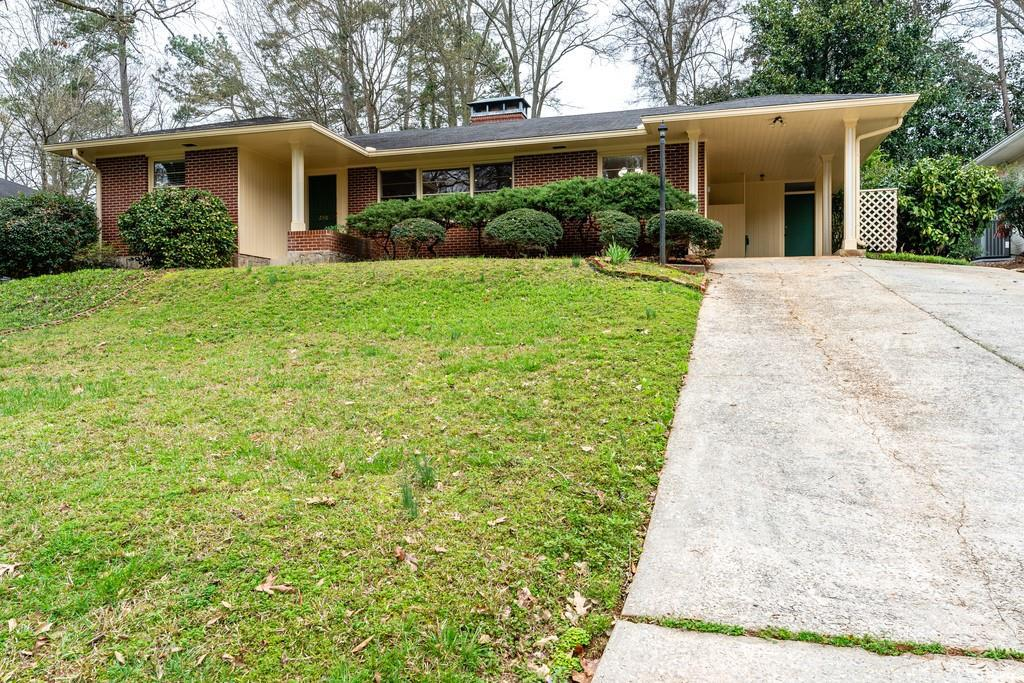 Property for sale at 2310 Ferndale Drive, Decatur,  Georgia 30030