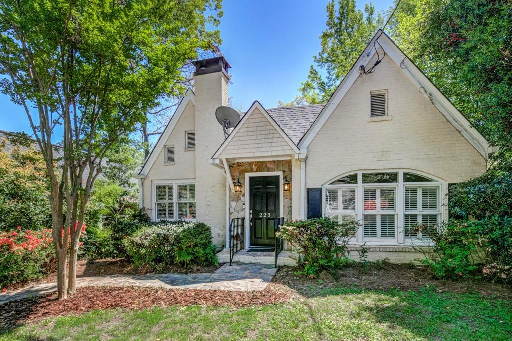 Property for sale at 223 E Wesley Road, Atlanta,  Georgia 30305