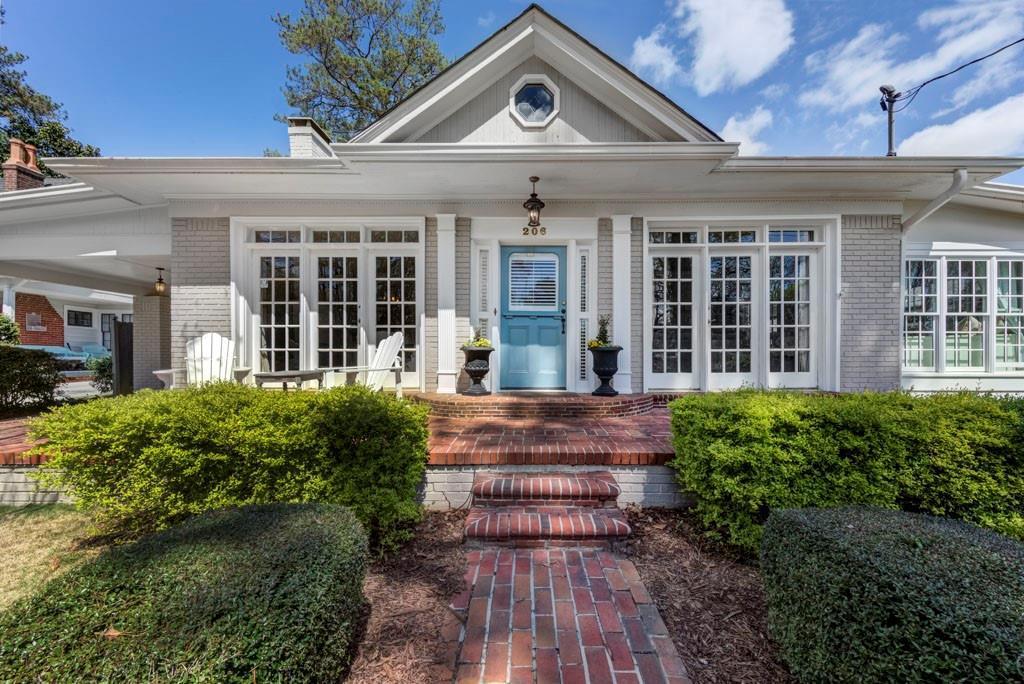 Property for sale at 206 E Wesley Road, Atlanta,  Georgia 30305