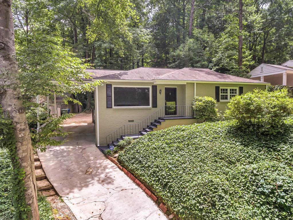 Property for sale at 4053 ARDEN Way, Atlanta,  Georgia 30342