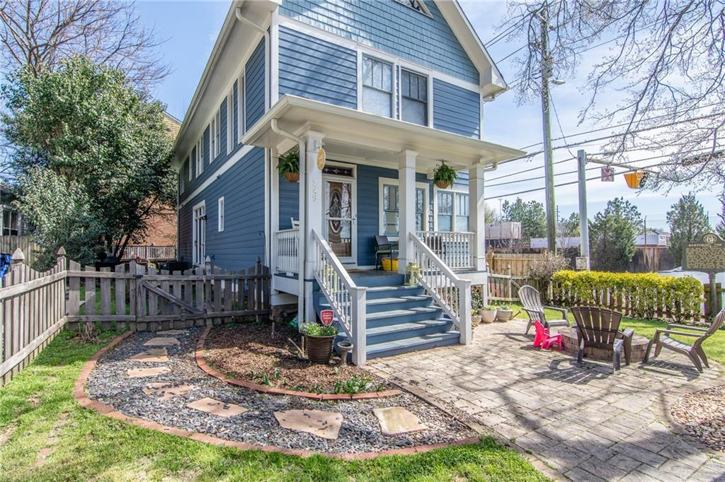 Property for sale at 245 ELMIRA Place, Atlanta,  Georgia 30307