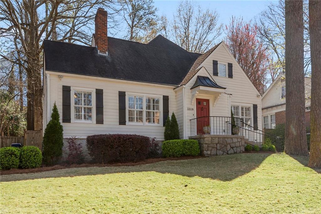 Property for sale at 3309 W Shadowlawn Avenue, Atlanta,  Georgia 30305