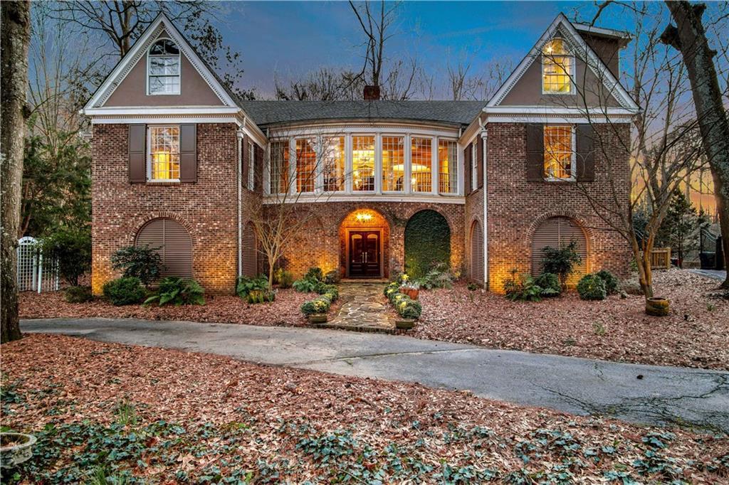 Property for sale at 1018 Peachtree Battle Circle, Atlanta,  Georgia 30327