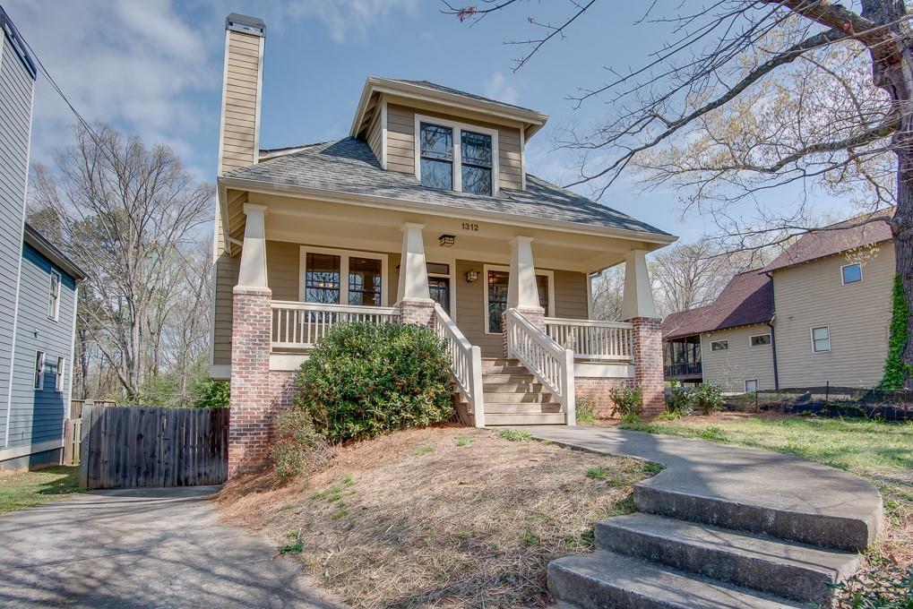 Property for sale at 1312 Sargent Avenue, Atlanta,  Georgia 30316