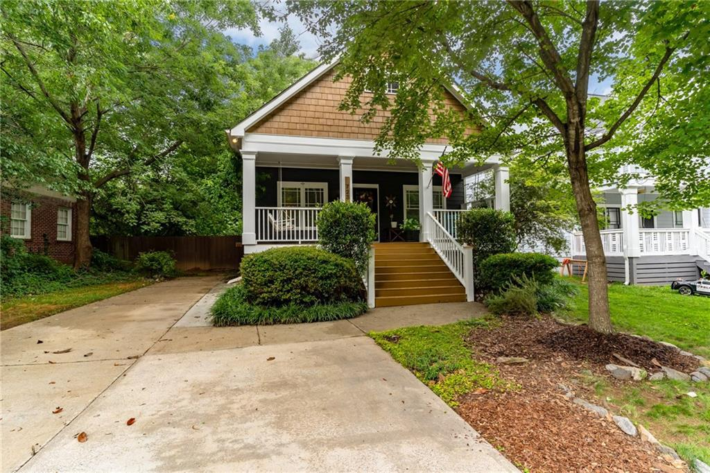 Property for sale at 723 Pasley Avenue, Atlanta,  Georgia 30316