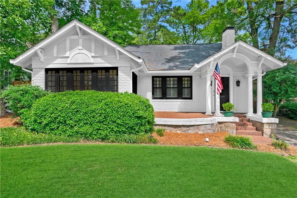 Property for sale at 36 Polo Drive, Atlanta,  Georgia 30309