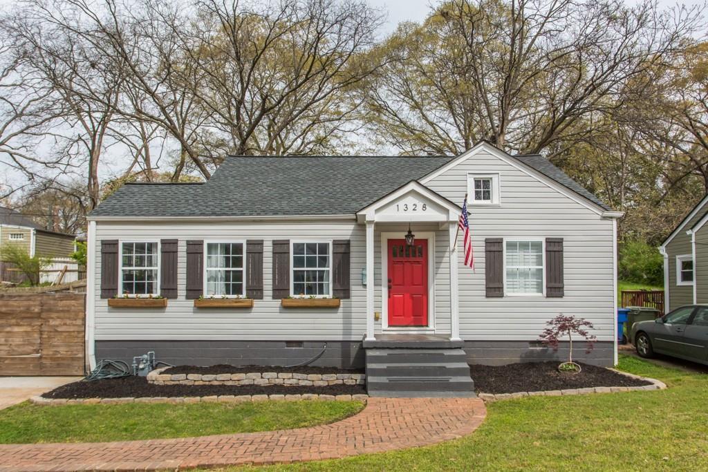 Property for sale at 1328 Newton Avenue, Atlanta,  Georgia 30316