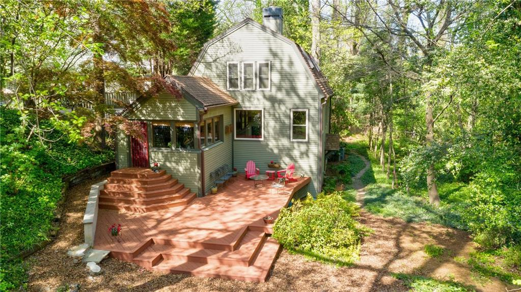 Property for sale at 201 Peachtree Circle, Atlanta,  Georgia 30309