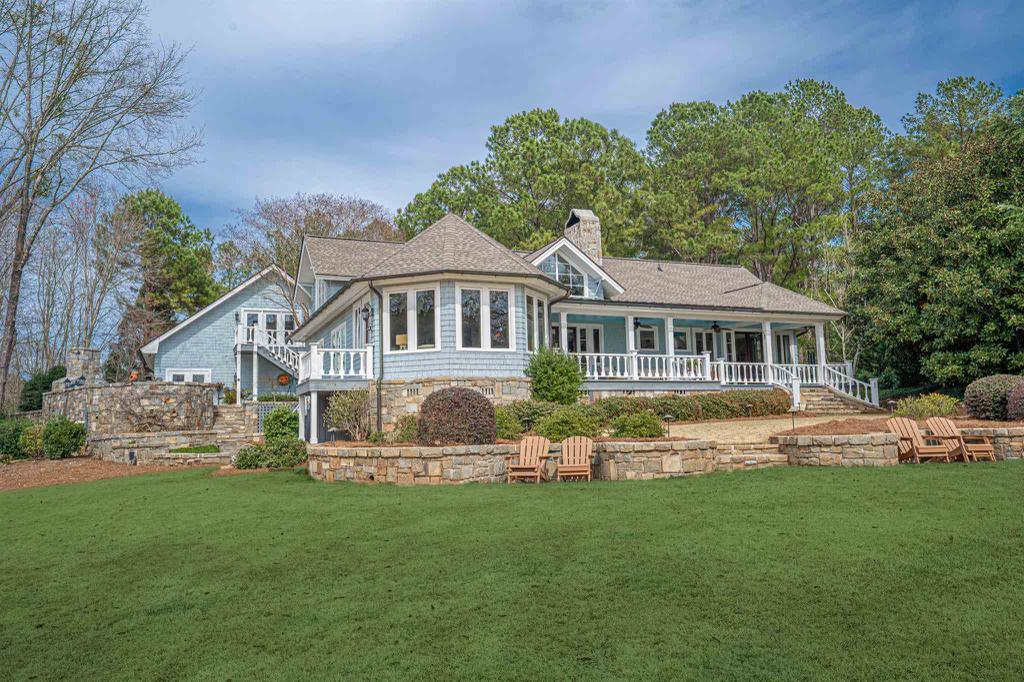Property for sale at 132 WILDWOOD DRIVE, Eatonton,  Georgia 31024