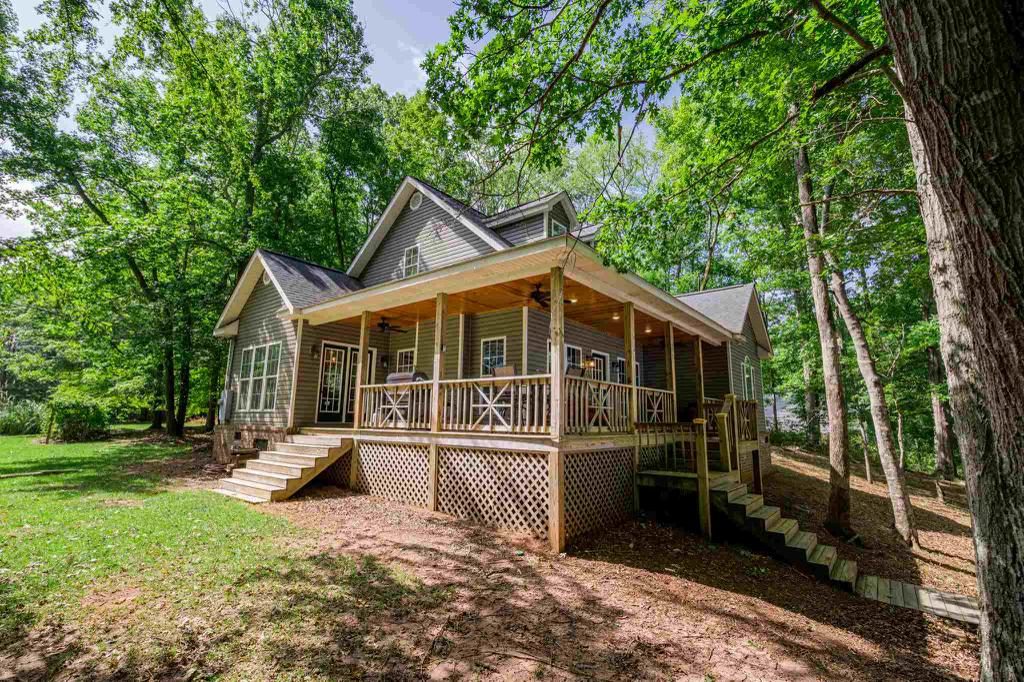 Property for sale at 123 DAVID POWELL ROAD, Sparta,  Georgia 31087
